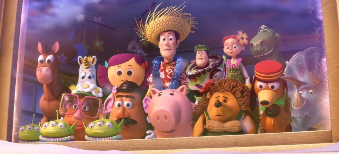 Un court m trage toy story diffus avant cars 2 vid o - Madame patate toy story ...