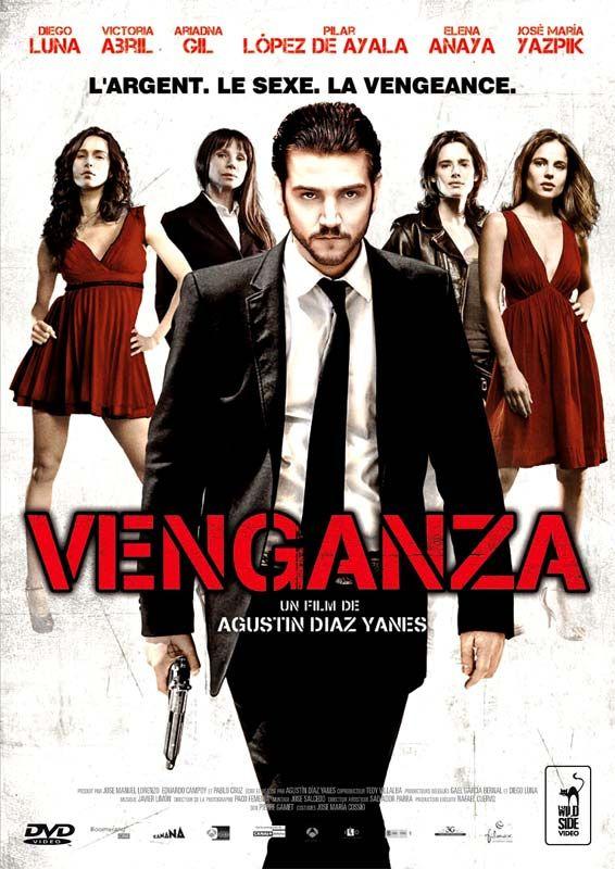 Venganza affiche