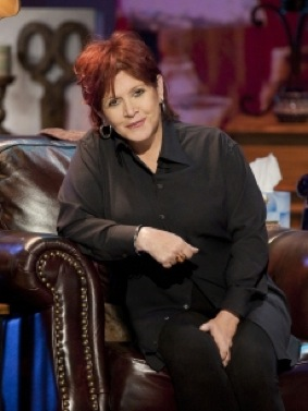 carrie fisher wishful drinking hbo