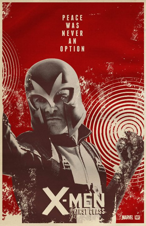 Exposition X-Men Le Commencement à La Galerie Chappe à