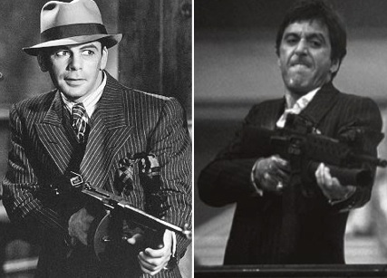 Paul Muni / Al Pacino - Scarface