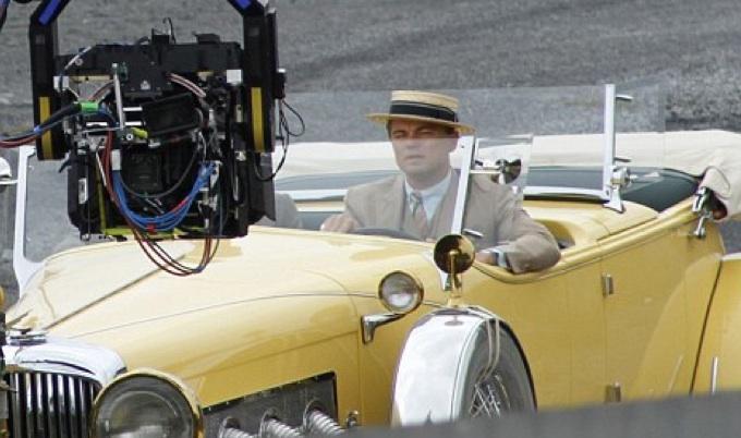 premi res photos du tournage de gatsby le magnifique de baz luhrmann cinechronicle. Black Bedroom Furniture Sets. Home Design Ideas