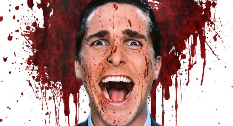 American Psycho adapt&... Christian Bale Western