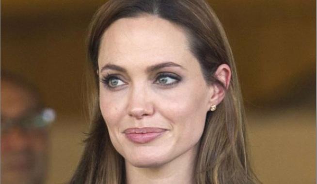 Brad Pitt et Angelina Jolie, heureux et amoureux pour l