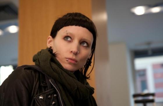 Rooney Mara - Millenium de Fincher