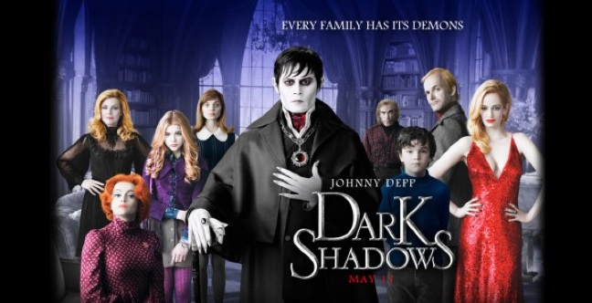 Bouquet de posters des personnages de Dark Shadows ...