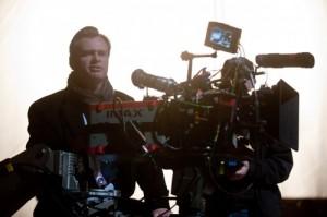 Christopher Nolan camera IMAX
