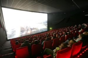 Salle IMAX Disney