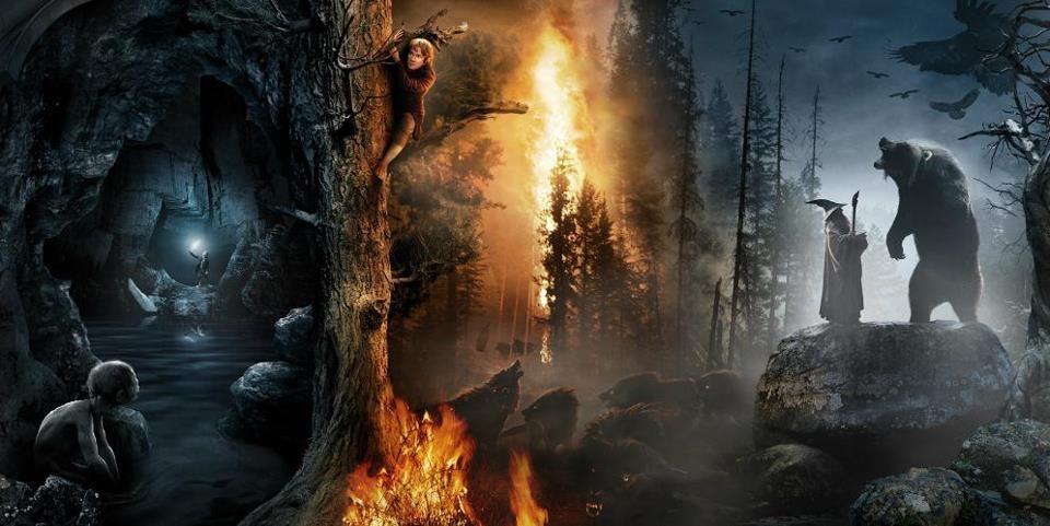 Les sorties de films Cinéma et DVD - Page 14 The-Hobbit-part21