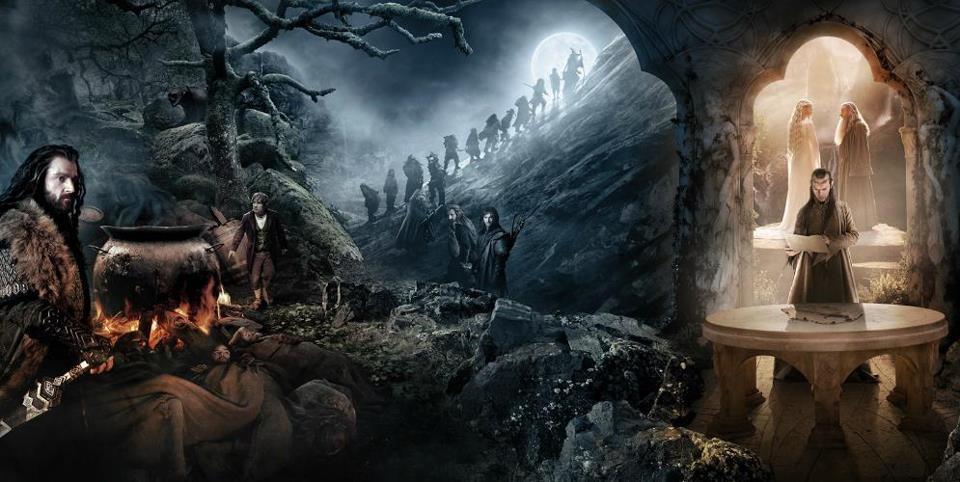 Les sorties de films Cinéma et DVD - Page 14 The-Hobbit-part3