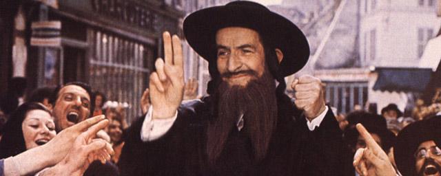 Retour sur la carri re de louis de fun s l 39 occasion des for Dans rabbi jacob