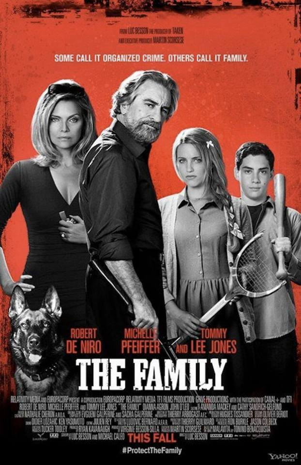 The Family affiche
