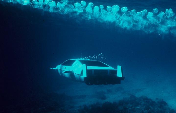 Lotus Esprit Submarine 007 ©RM Auctions