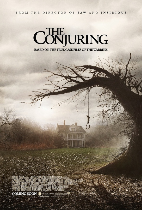 The Conjuring affiche