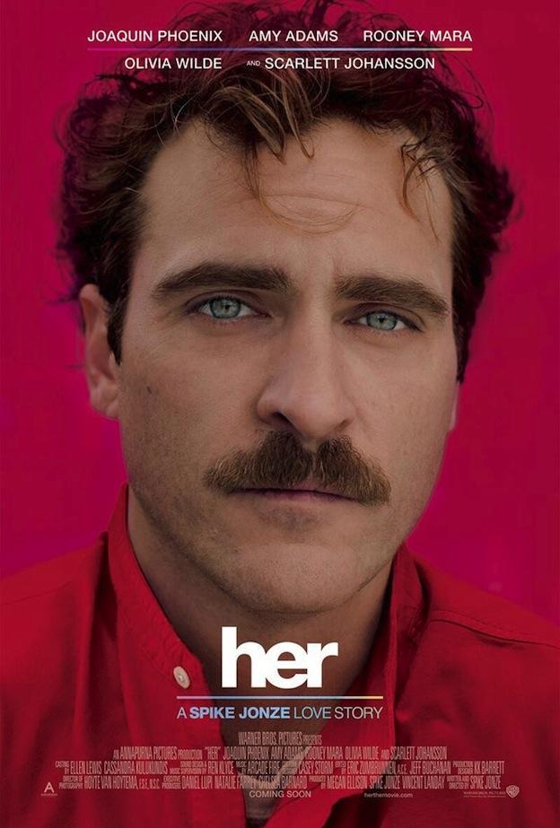 Her affiche