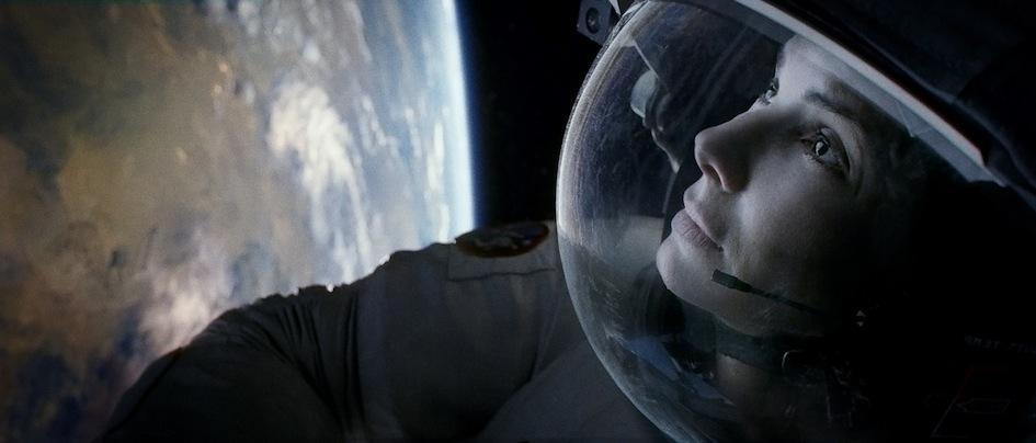 Gravity Sandra Bullock