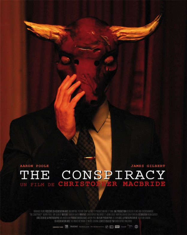 The Conspiracy de Christopher MacBride