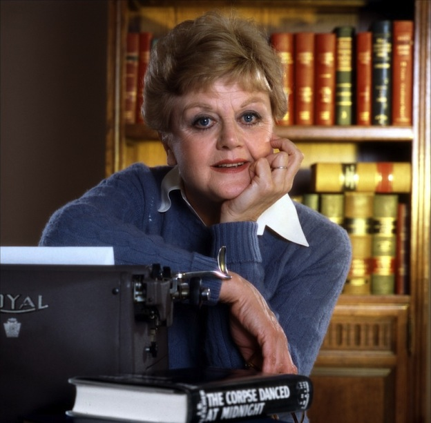Arabesque - Jessica Fletcher Angela - Landsbury
