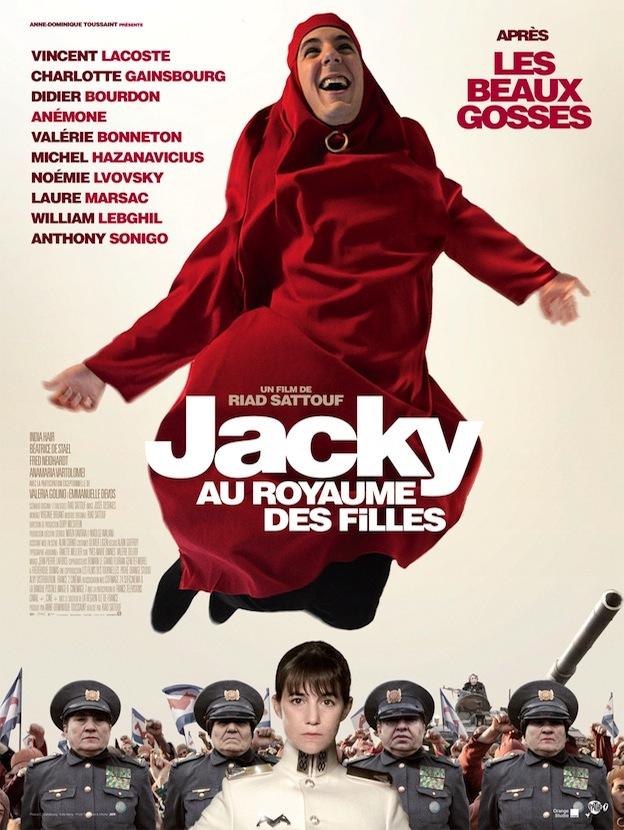 Jacky au Royaume des Filles affiche