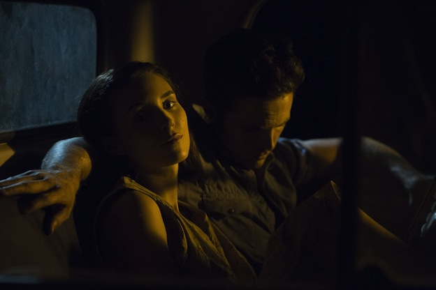 Les Amants du Texas Casey Affleck Rooney Mara