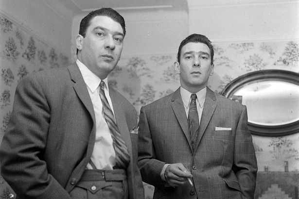 Reginald et Ronald Kray