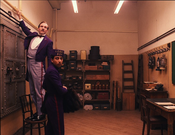 The Grand Budapest Hotel / © Fox Searchlight Pictures