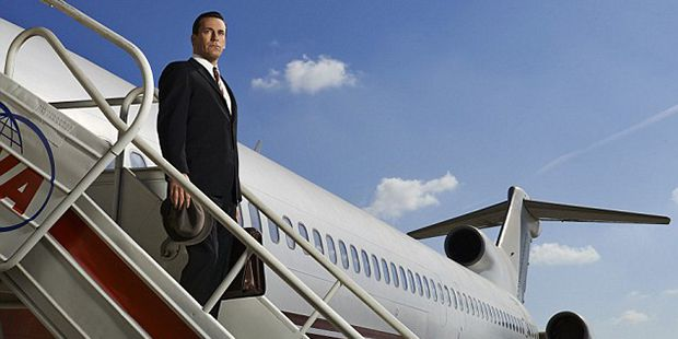 Don Draper (Jon Hamm) Mad Men saison 7 / Photo AMC