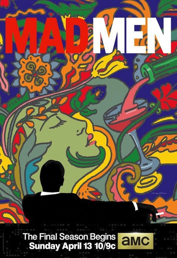 Mad Men saison 7 affiche