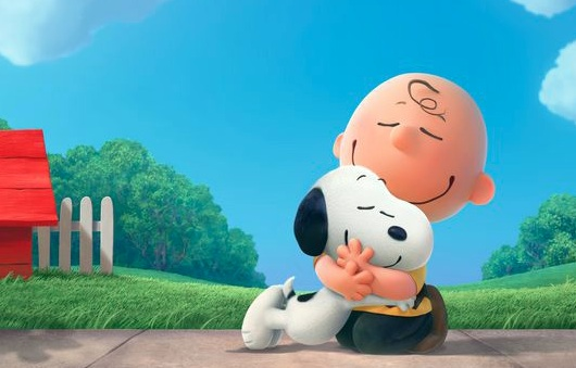 Peanuts movie - Snoopy et Charlie Brown / Blue Sky-20th Century Fox