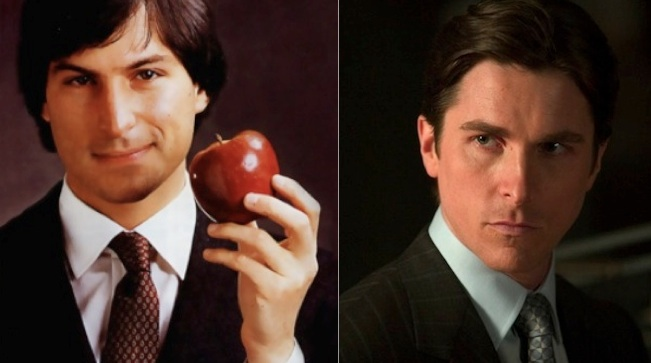 Steve Jobs Christian Bale biopic