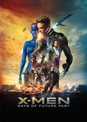 X-Men days of Future Past affiche