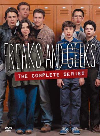 Freaks and Geeks affiche