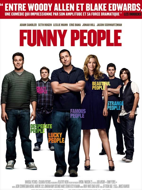 Funny People affiche