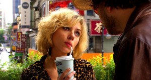 Scarlett Johansson dans Lucy de Luc Besson / Photos Jessical Forde © EuropaCorp - TF1 Films Production - Grive Productions