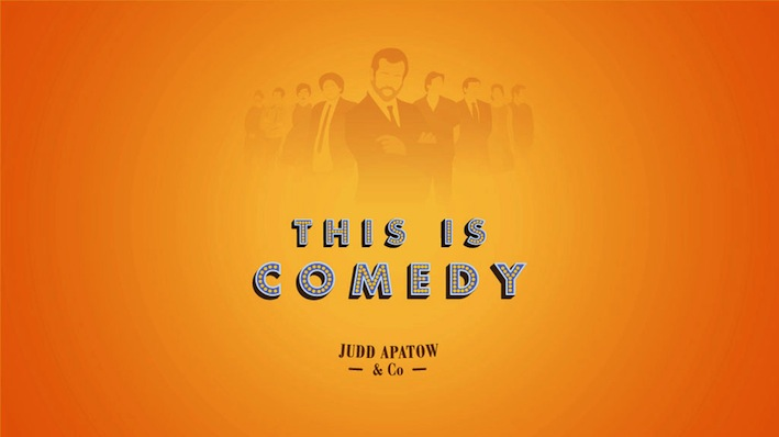 This is Comedy de Jacky Goldberg affiche