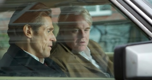 Un Homme tres Recherche - A Most Wanted Man - Philip Seymour Hoffman - Willem Dafoe