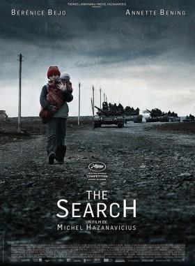 The Search de Michel Hazanavicius - affiche