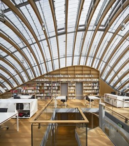 Bibliotheque / Photo Michel Denance – Coll. Fondation Jerome Seydoux-Pathe