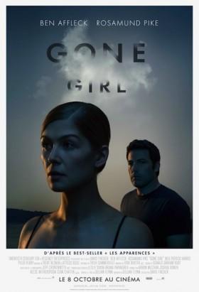 Gone Girl de David Fincher - affiche francaise