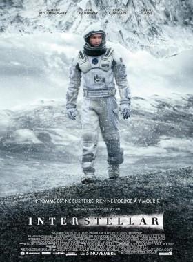 Interstellar - affiche
