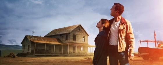 Mackenzie Foy et Matthew McConaughey dans Interstellar de Christopher Nolan