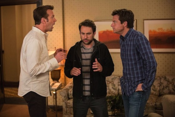 Jason Bateman, Charlie Day, Jason Sudeikis dans Comment j'ai tue mon boss 2 de Sean Anders