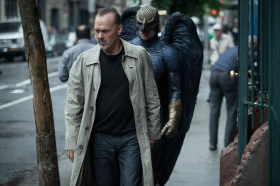 Michael Keaton dans Birdman de Alejandro Gonzales Inarritu