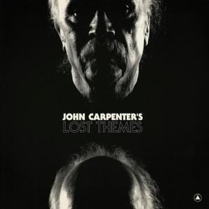 Lost Themes de John Carpenter - pochette