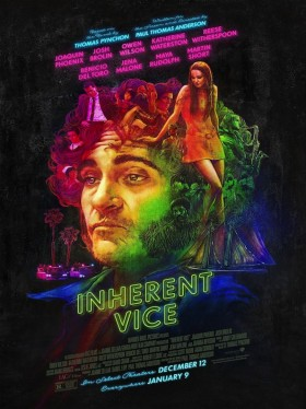 Inherent Vice - affiche