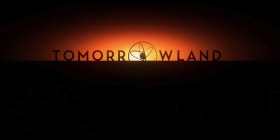 A la poursuite de demain (Tomorrowland de Brad Bird - banniere Disney