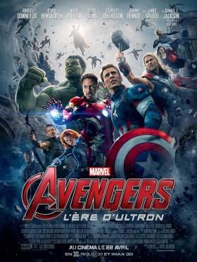 Avengers - L'Ere d'Ultron - affiche
