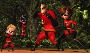 Les Indestructibles (The Incredibles)