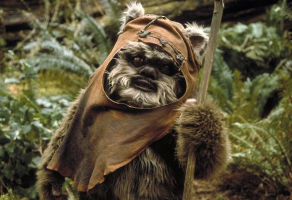 rumeurs les ewoks pourraient faire leur retour dans star wars 7 cinechronicle. Black Bedroom Furniture Sets. Home Design Ideas