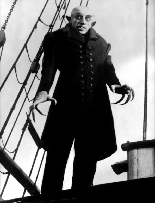 a review of nosferatu a film by f w murnau Film review of phantom (1922), aka the phantom, directed by fw murnau, and starring alfred abel, frida richard, aud egede-nissen.